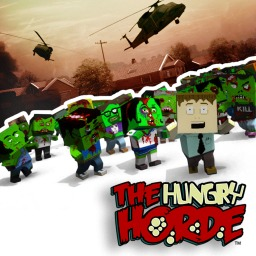 The Hungry Horde (Vita)