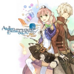 Atelier Escha & Logy Plus: Alchemists of the Dusk Sky (Vita)