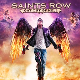 Saints Row: Gat Out of Hell (PS3)