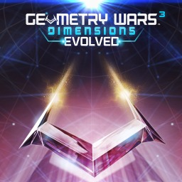 Geometry Wars³: Dimensions Evolved (Vita)