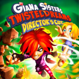 Giana Sisters: Twisted Dreams - Director's Cut (CN/HK)