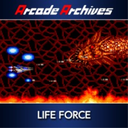 Arcade Archives: Life Force