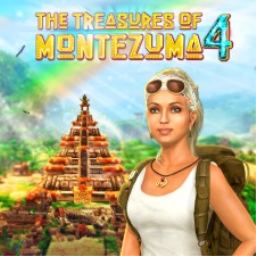 The Treasures of Montezuma 4 (PS3/Vita)