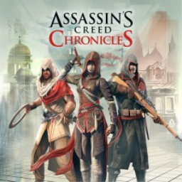 Assassin's Creed Chronicles: Trilogy (Vita)