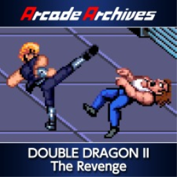 Arcade Archives: DOUBLE DRAGON II The Revenge