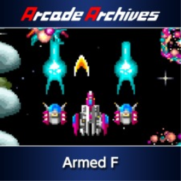 Arcade Archives: Armed F