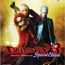 Devil May Cry 3 HD (PS3)