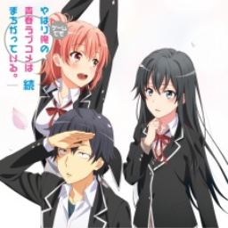 Yahari Game demo Ore no Seishun Love Come wa Machigatteiru. Zoku (Vita)
