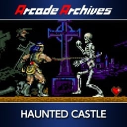 Arcade Archives: Haunted Castle