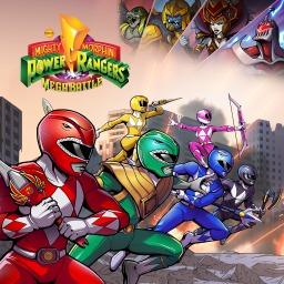 Saban's Mighty Morphin Power Rangers: Mega Battle