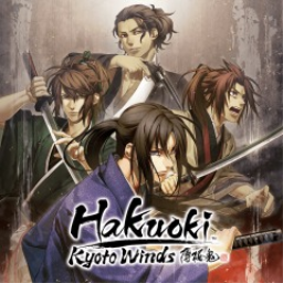 Hakuoki: Kyoto Winds (Vita)