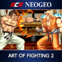 ACA Neo Geo: Art of Fighting 2