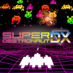 Super Destronaut DX (Asia)