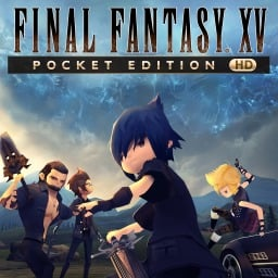 Final Fantasy XV Pocket Edition HD News, Trophies, Screenshots and