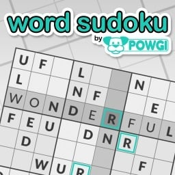 Word Sudoku by POWGI (Vita)