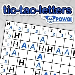 Tic-Tac-Letters by POWGI (Asia) (Vita)