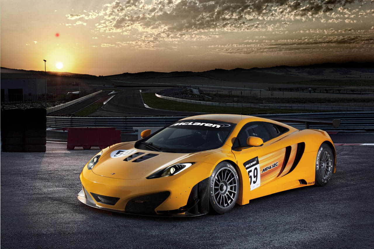 Project CARS Agrees Licensing Deal With McLaren