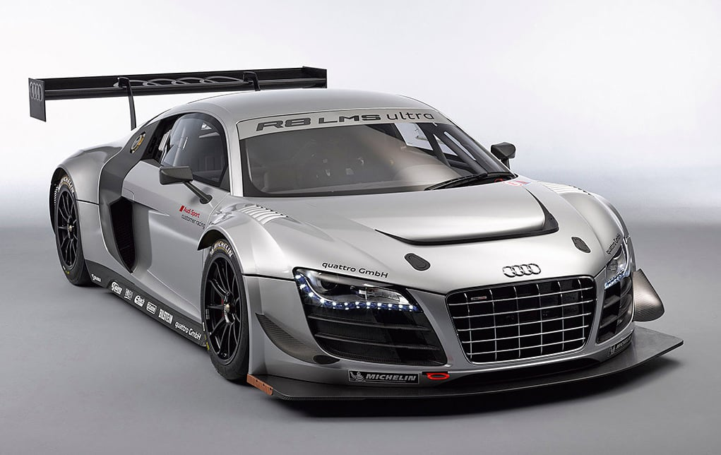 Project CARS Gets Audis - All audi cars