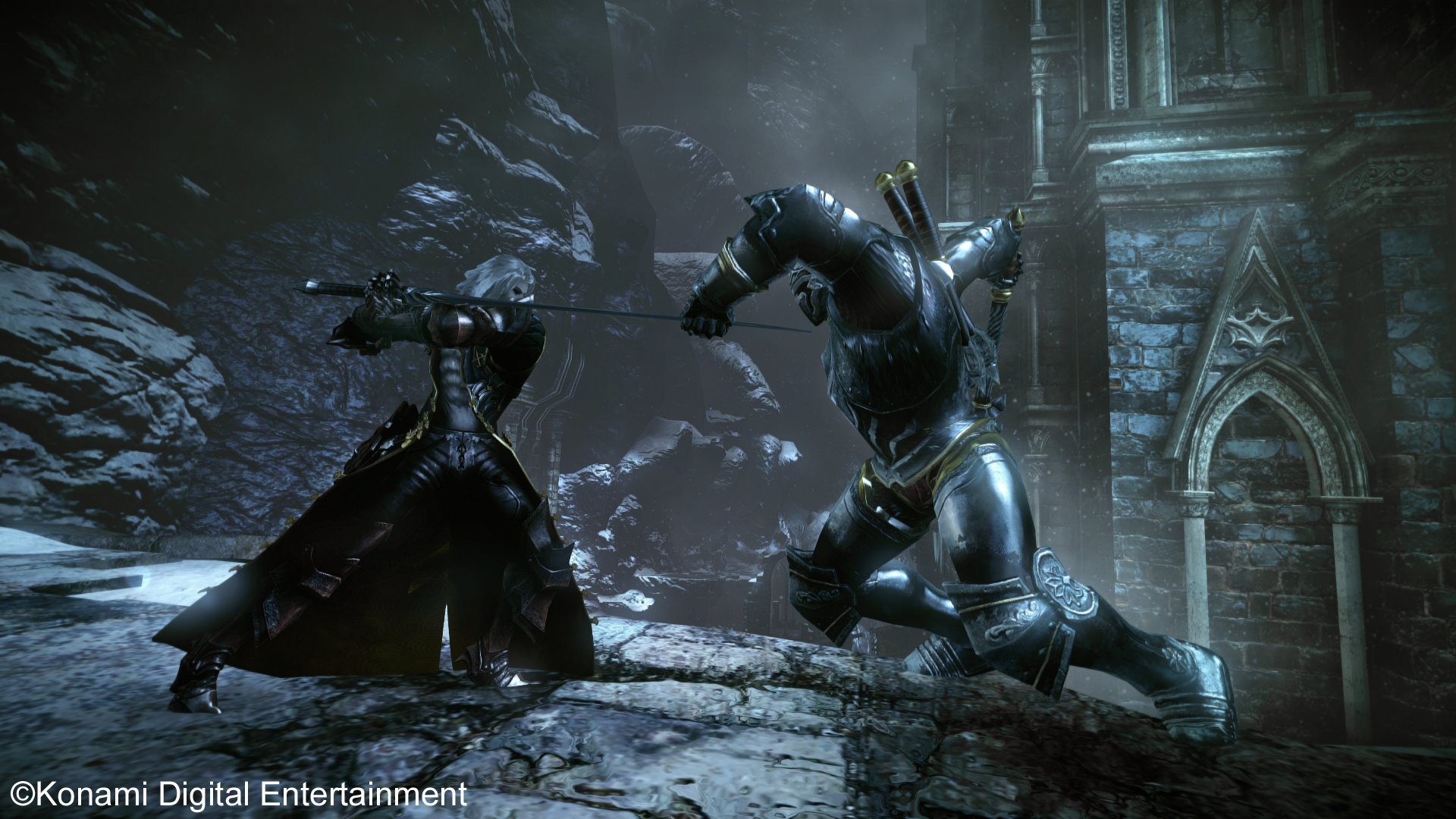 Castlevania Lords Of Shadow 2 Shows Off Its Dlc