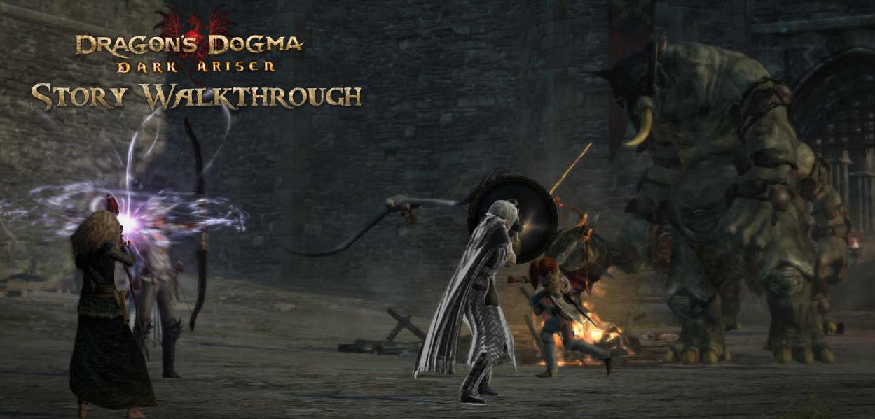 Dragon's Dogma Walkthrough - Page 4 on