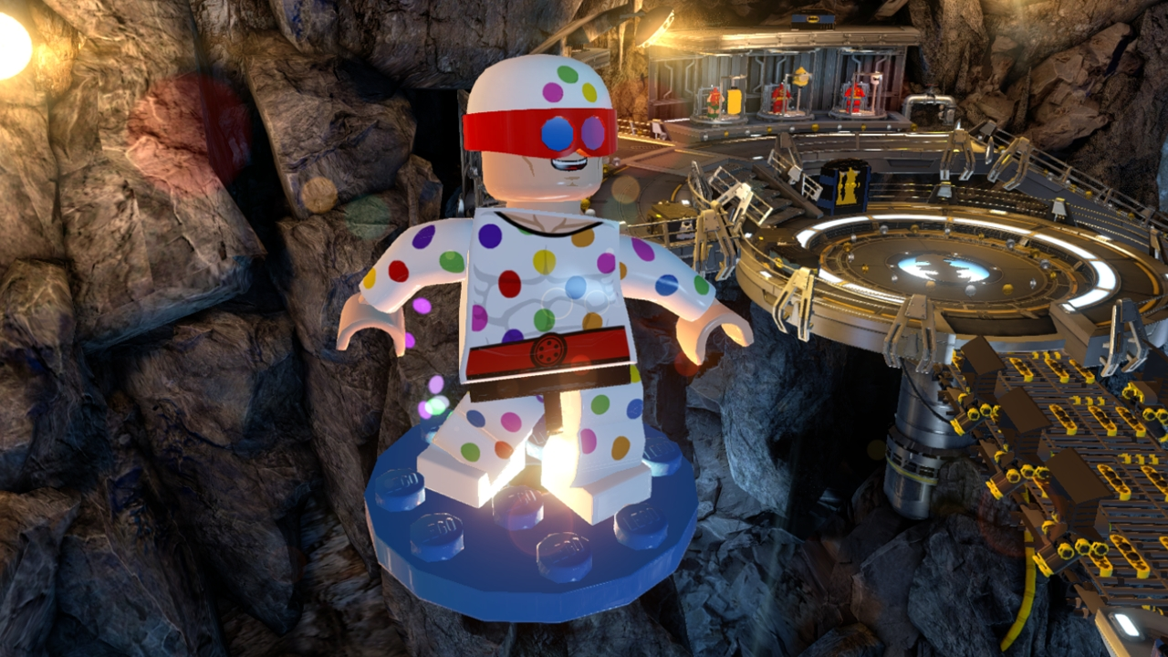Another Voice Acting Star Joins LEGO Batman 3