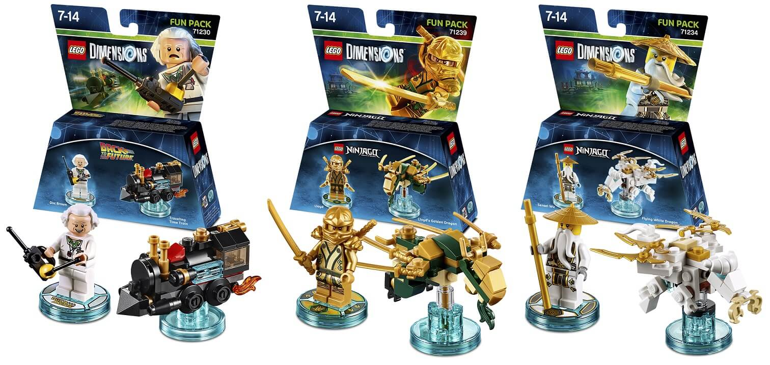 ghostbusters lego dimensions story pack instructions