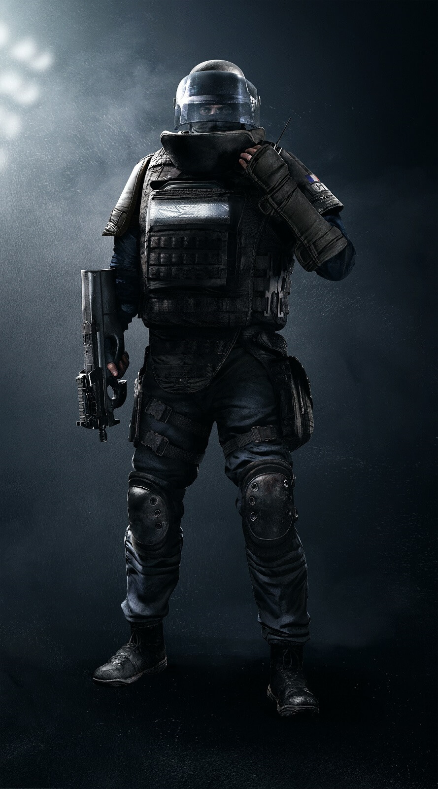 Mute. SAS. Base Game Operator. Special GC90 Moni Signal