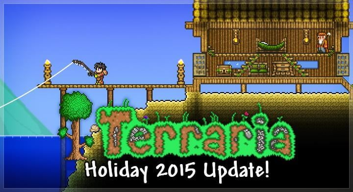 Terraria Patch Detailed And Released