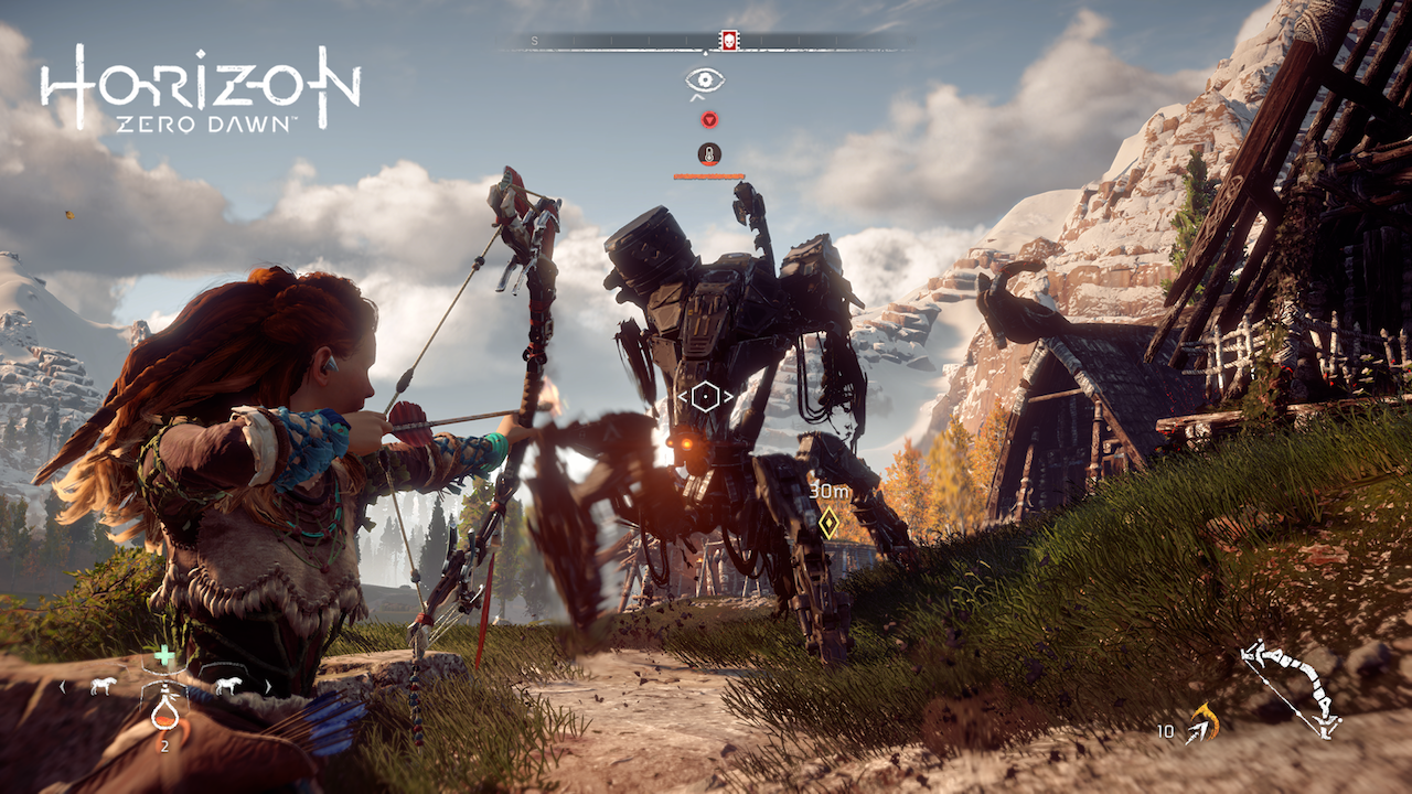 Horizon Zero Dawn Reveals New Gameplay Screenshots And Special Sony Playstation 4 Collector Edition 6 14 16