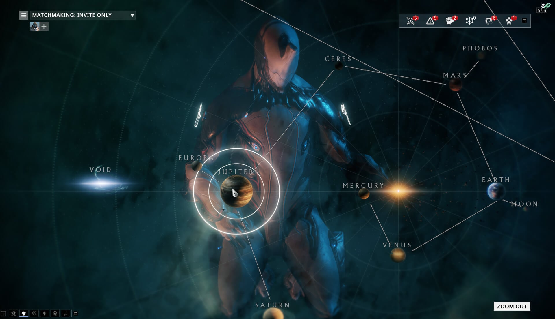 Warframe Specters Of The Rail Update Details