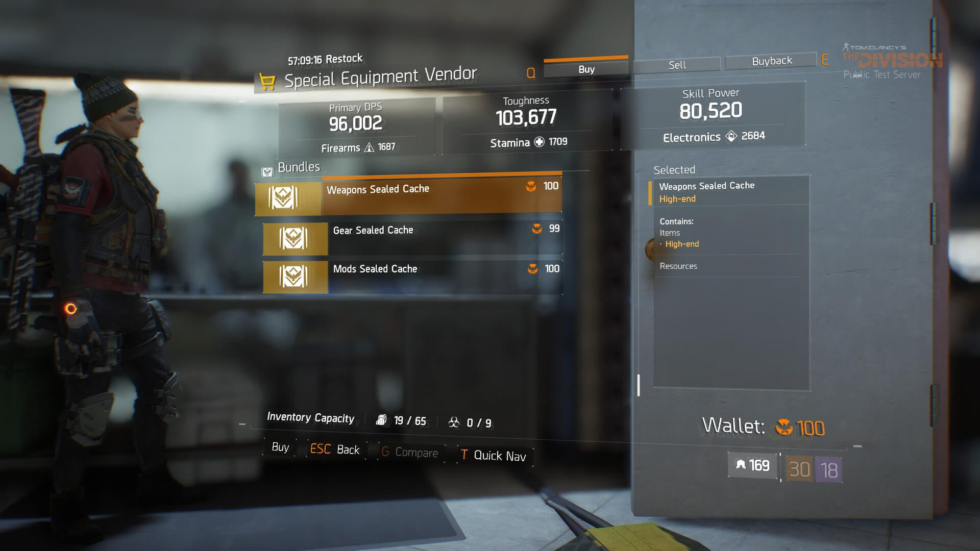 The Hunt for Loot Improves in The Division's Update 1 4