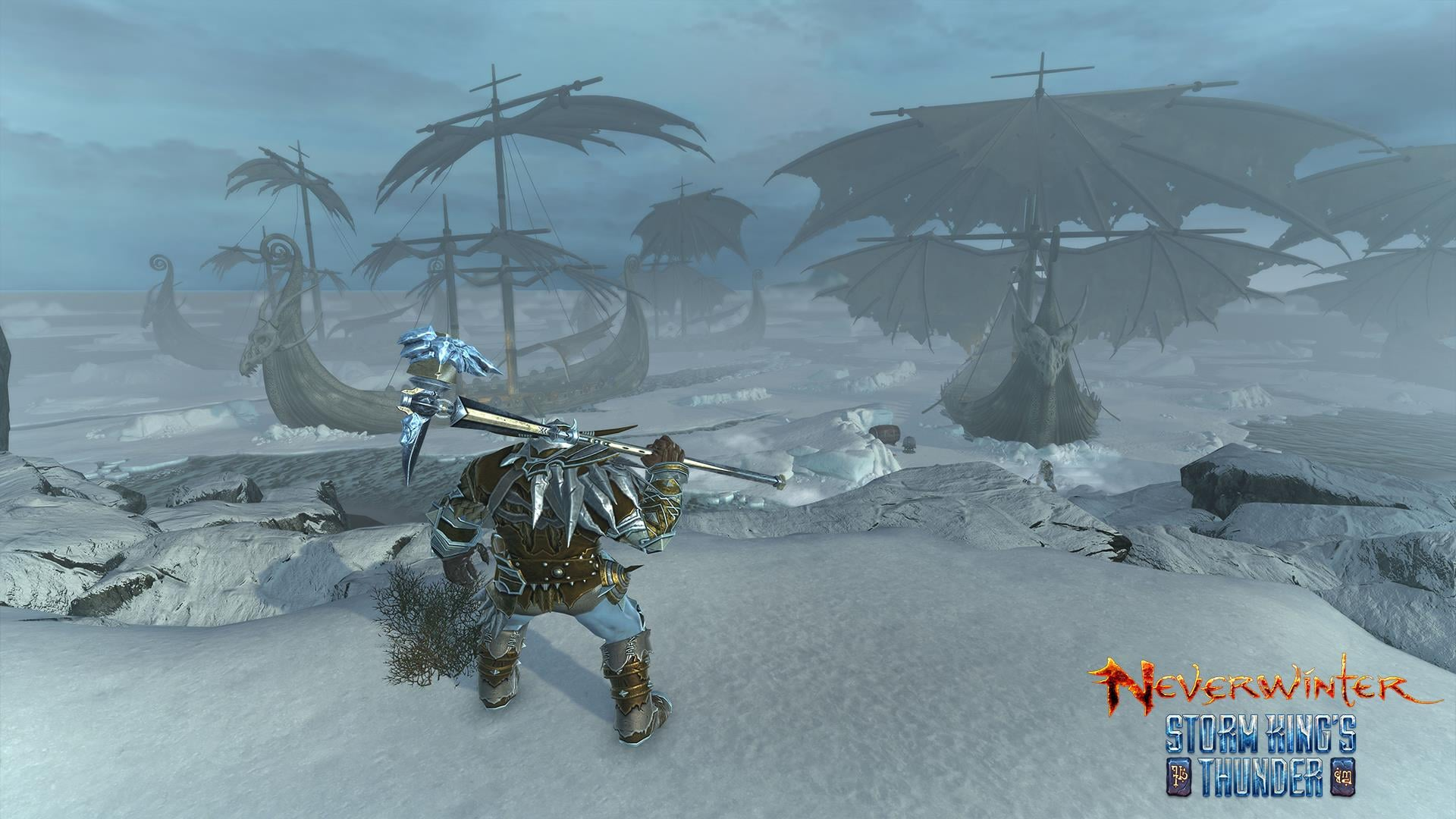 Neverwinter Storm King's Thunder Patch Detailed and Released
