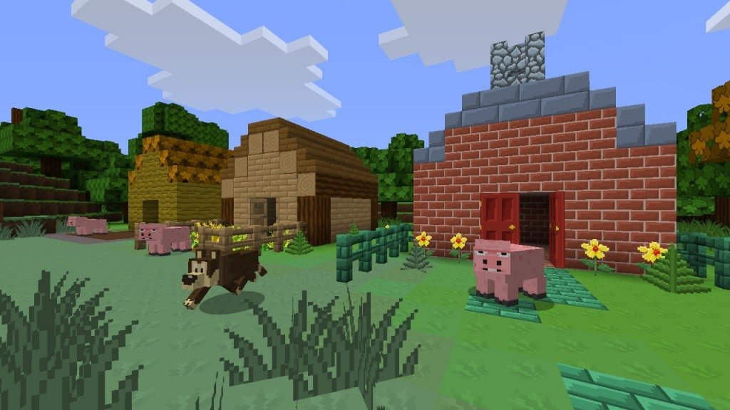 Minecraft PS3, PS4 and PS Vita to Receive Title Update 48