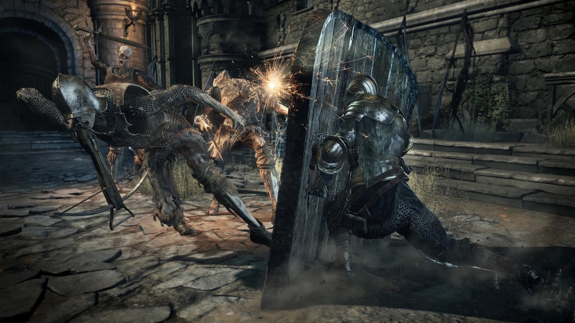 Dark Souls IIIs Ringed City DLC Screenshots And Gameplay