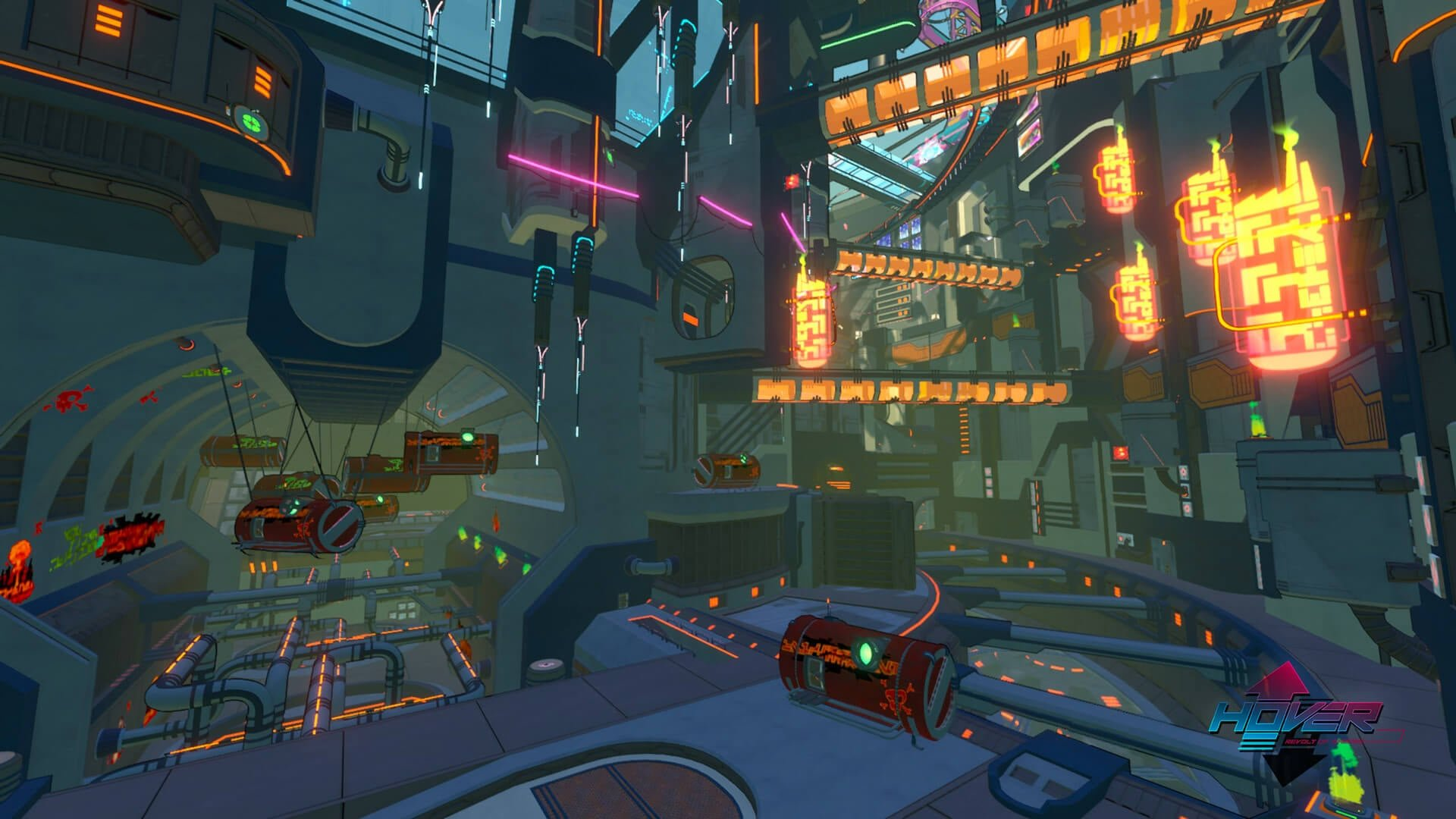Yet More Hover: Revolt of the Gamers Screenshots