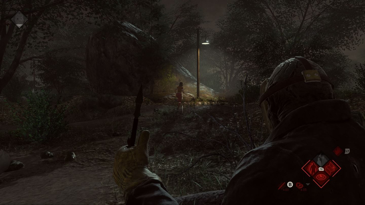 Backers physical copy - Friday the 13th: The Game General ...