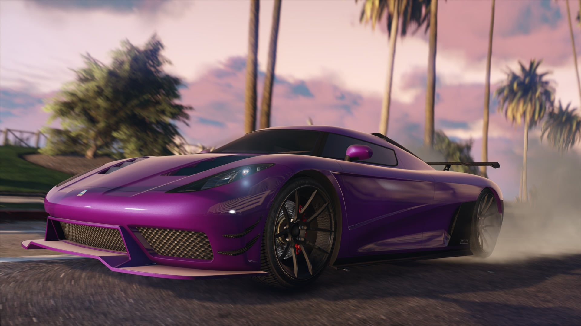 Southern San Andreas Super Sport Series Begins In Gta Online