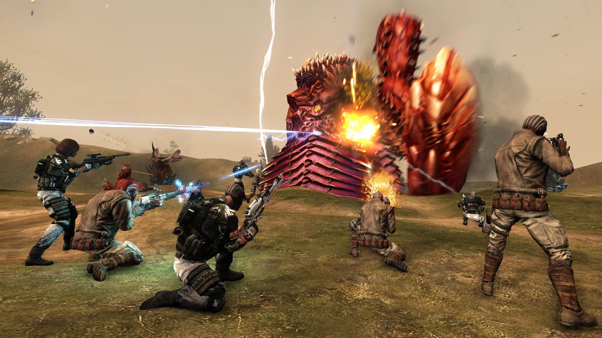 Defiance 2050 Stream Details Four New Classes