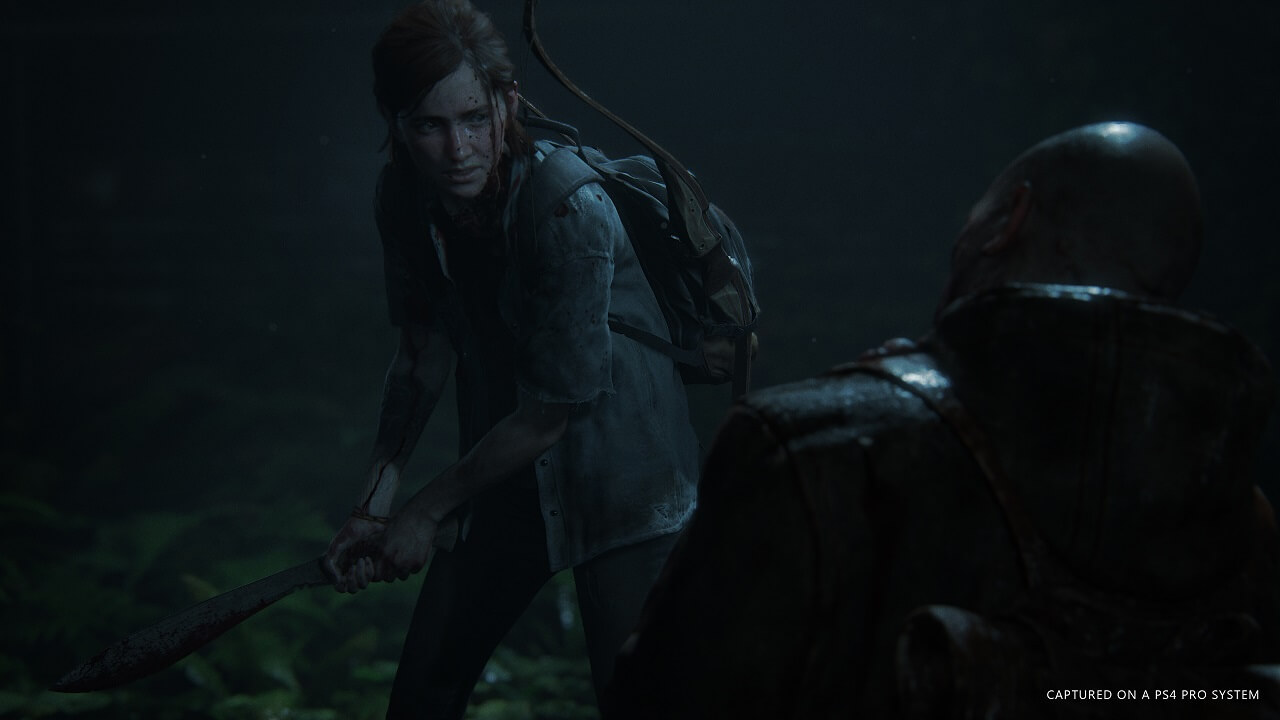 The Last of Us Part II E3 Screens