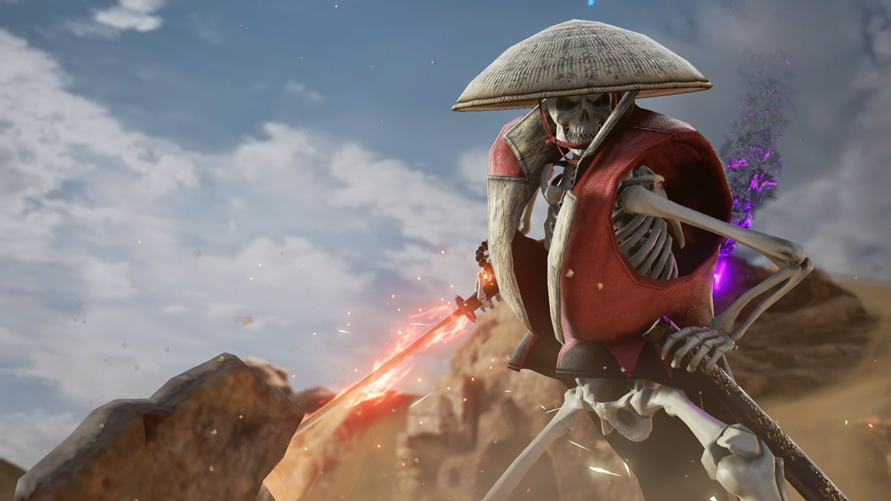 SoulCalibur VI Reveals a Second Story Mode, Character Creation and DLC