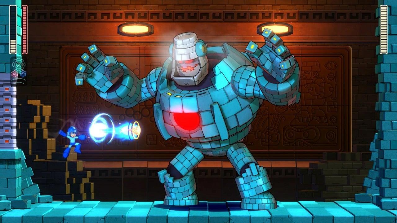 46d3d34f197f Take on Block Man in Mega Man 11 s Demo