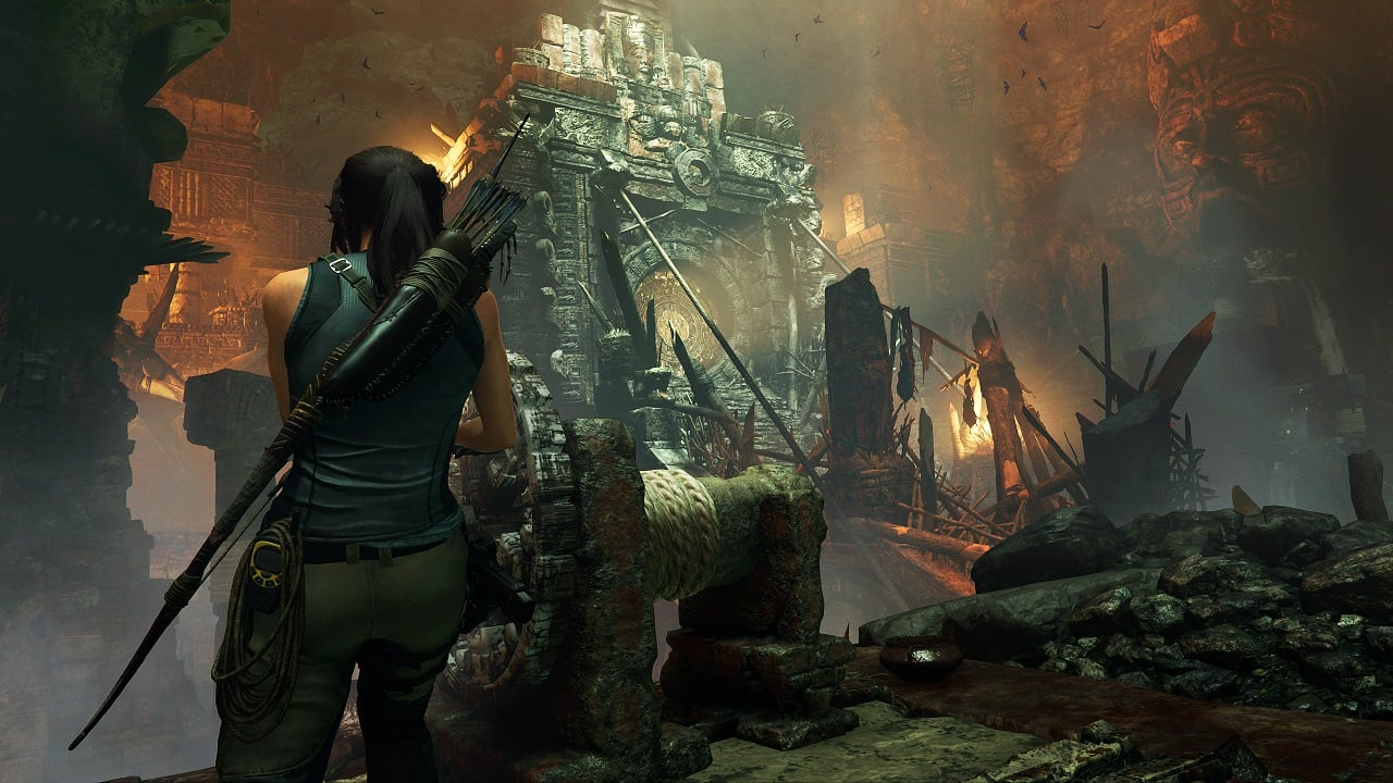 shadow of tomb raider gameplay hours