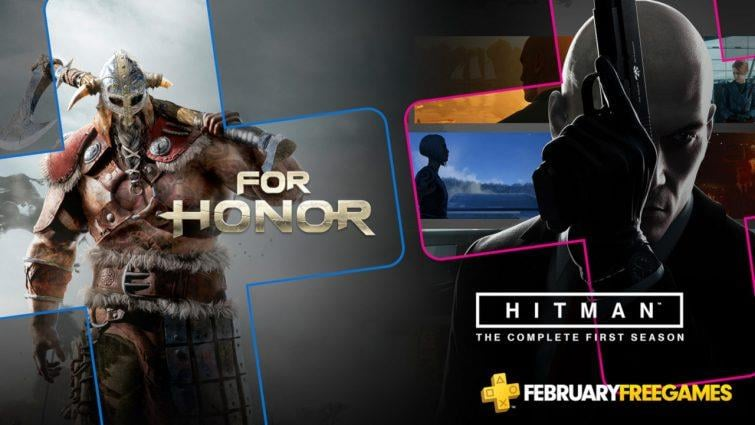 PS+ PS4 February 2019
