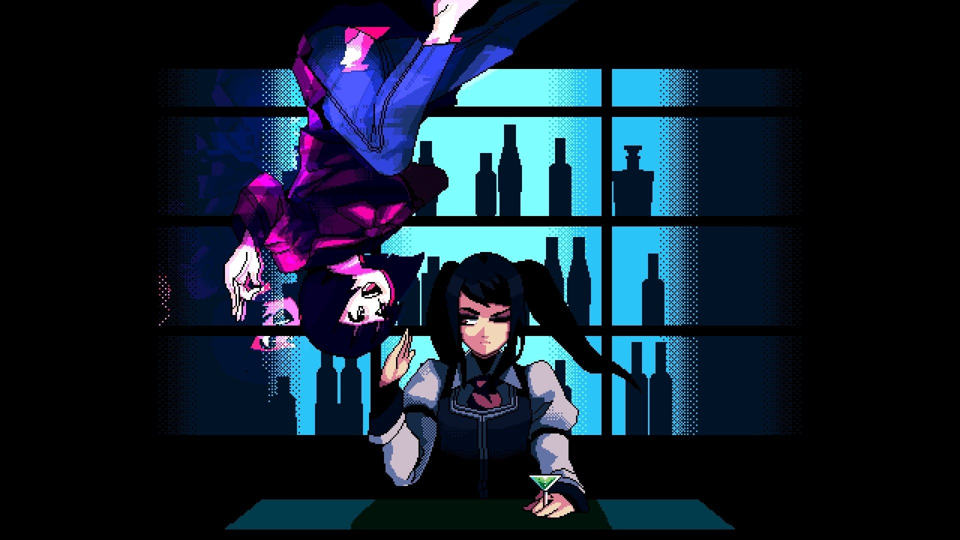 Va 11 Hall A Cyberpunk Bartender Action Trophy List Revealed