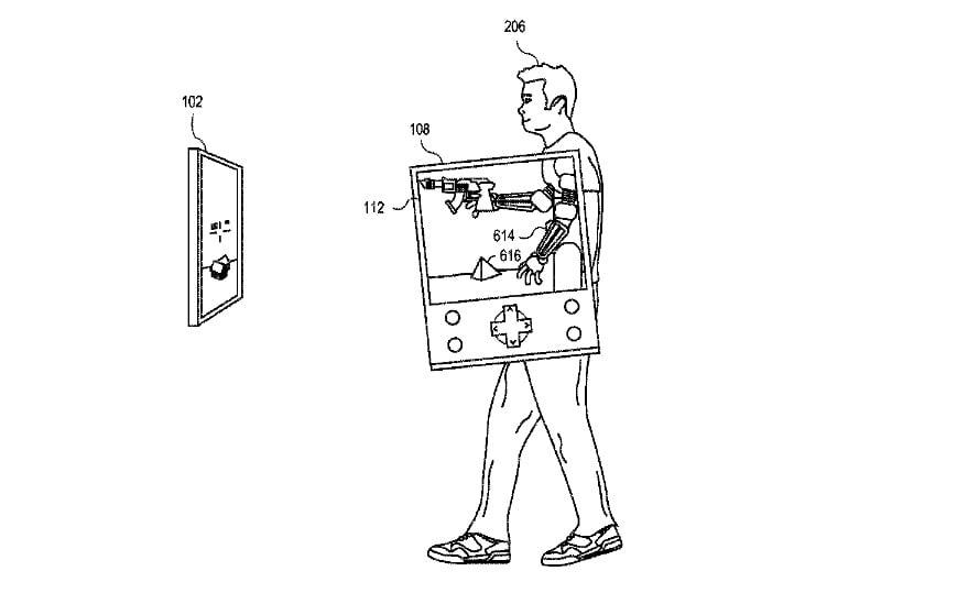 Mobile patent