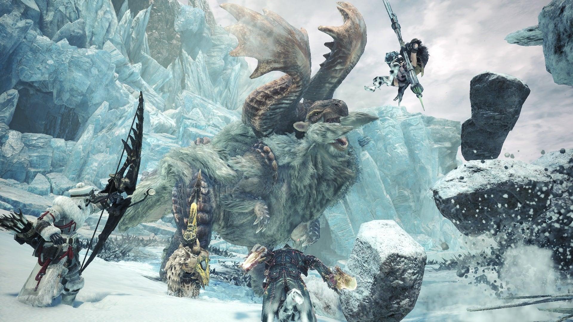 Monster Hunter World: Iceborne Trophy List Revealed