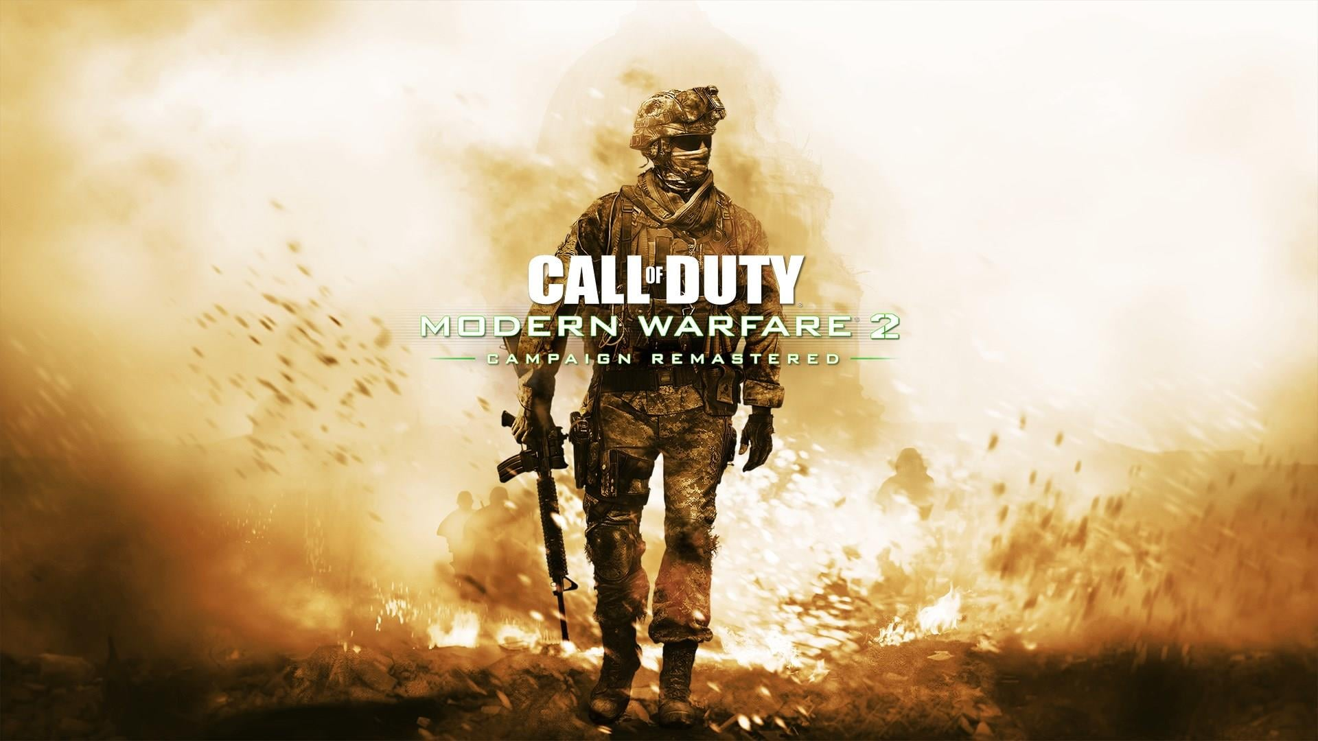 Call of Duty: Modern Warfare 2 Campaign Remastered ~ TitledHeroArt