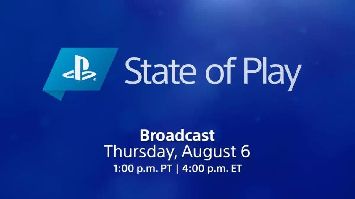 State of Play August 2020