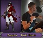 Voice of Zangetsu in Bloodstained: Ritual of the Night